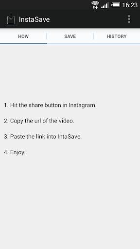 從下載的視頻的Instagram
