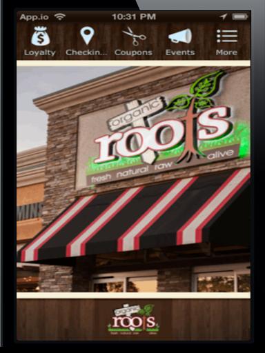 【免費購物App】Organic Roots-APP點子