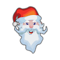 Santa Dummy Live Wallpaper