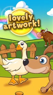 Animal puzzle for kids farm HD- screenshot thumbnail