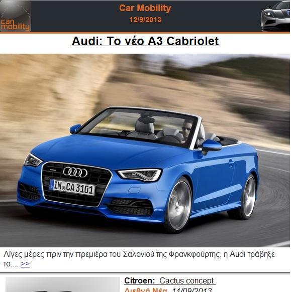 Car Mobility - screenshot