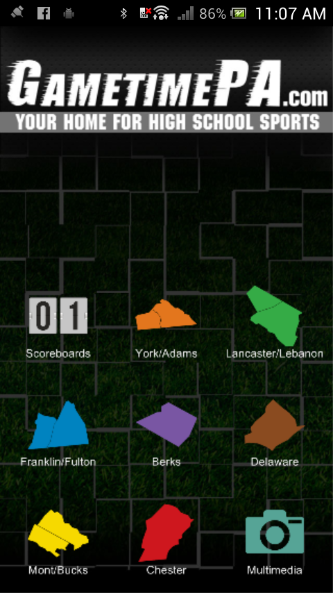GameTimePA - screenshot
