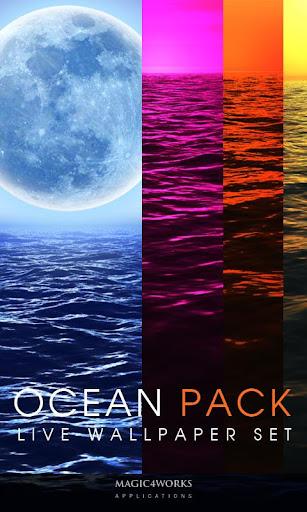 live wallpaper bundle ocean