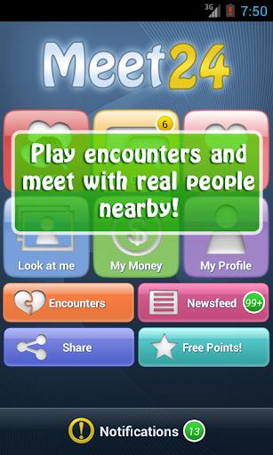 Meet24 - Flirt Chat Singles
