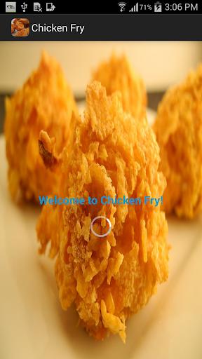 雞油炒(panko雞被咬傷)