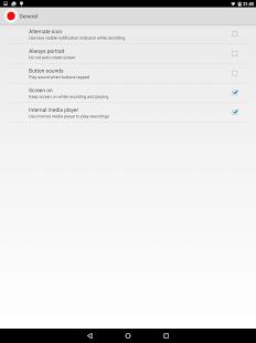 Sound & Voice Recorder - ASR - screenshot thumbnail