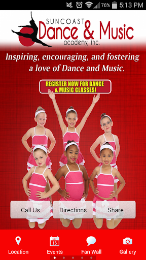 Suncoast Dance Music Academy