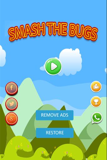 Smash the bugs
