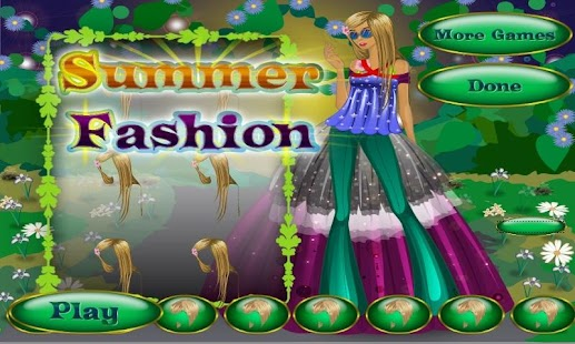 Summer Fashion - screenshot thumbnail