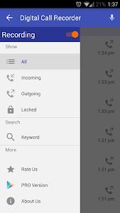 Digital Call Recorder 3 v3.21