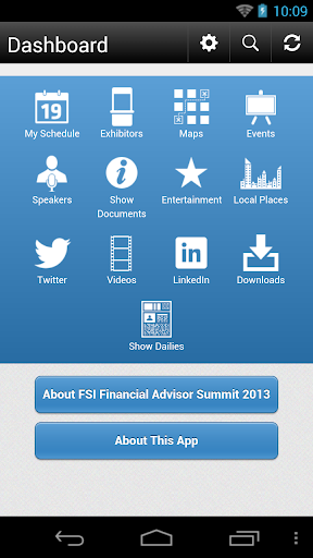 Financial Advisor Summit 2013