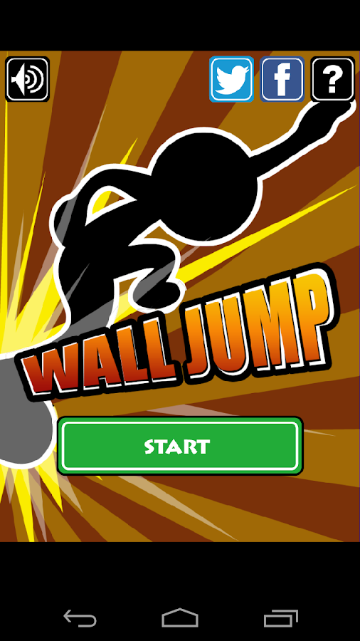 Wall Jump Challenge- screenshot