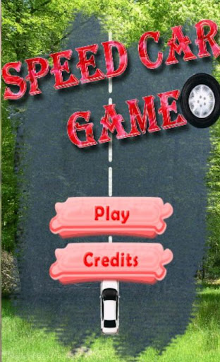 Speed Car Game