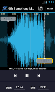Ringcut - Ringtone Maker - screenshot thumbnail