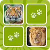 Animal Memory Games for Kids