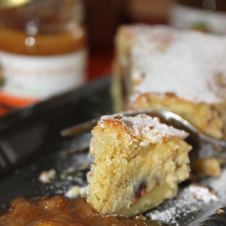 Orange and Ricotta Tart Recipe