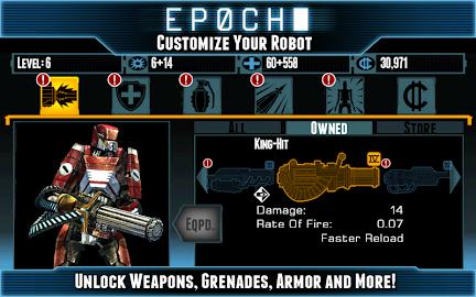 EPOCH Screens
