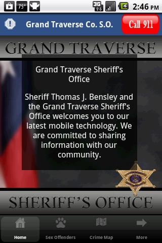 Grand Traverse Co. S.O.