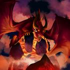 Vulcano Dragon Demo icon