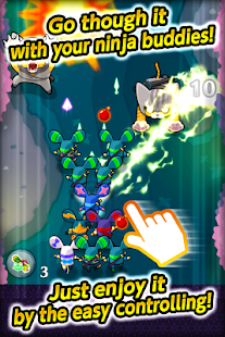 LINE Ninja Strikers- screenshot thumbnail