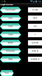 Length Distance Converter Calc- screenshot thumbnail
