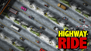 Screenshot of Highway Ride