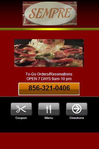 Sempre Restaurant