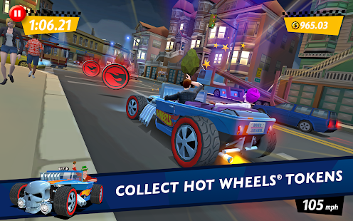 Crazy Taxi™ City Rush - screenshot thumbnail