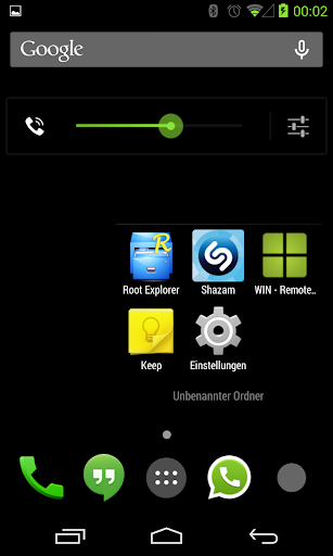 BetterKat CM11 Theme Green