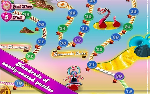 Candy Crush Saga Screenshot 33