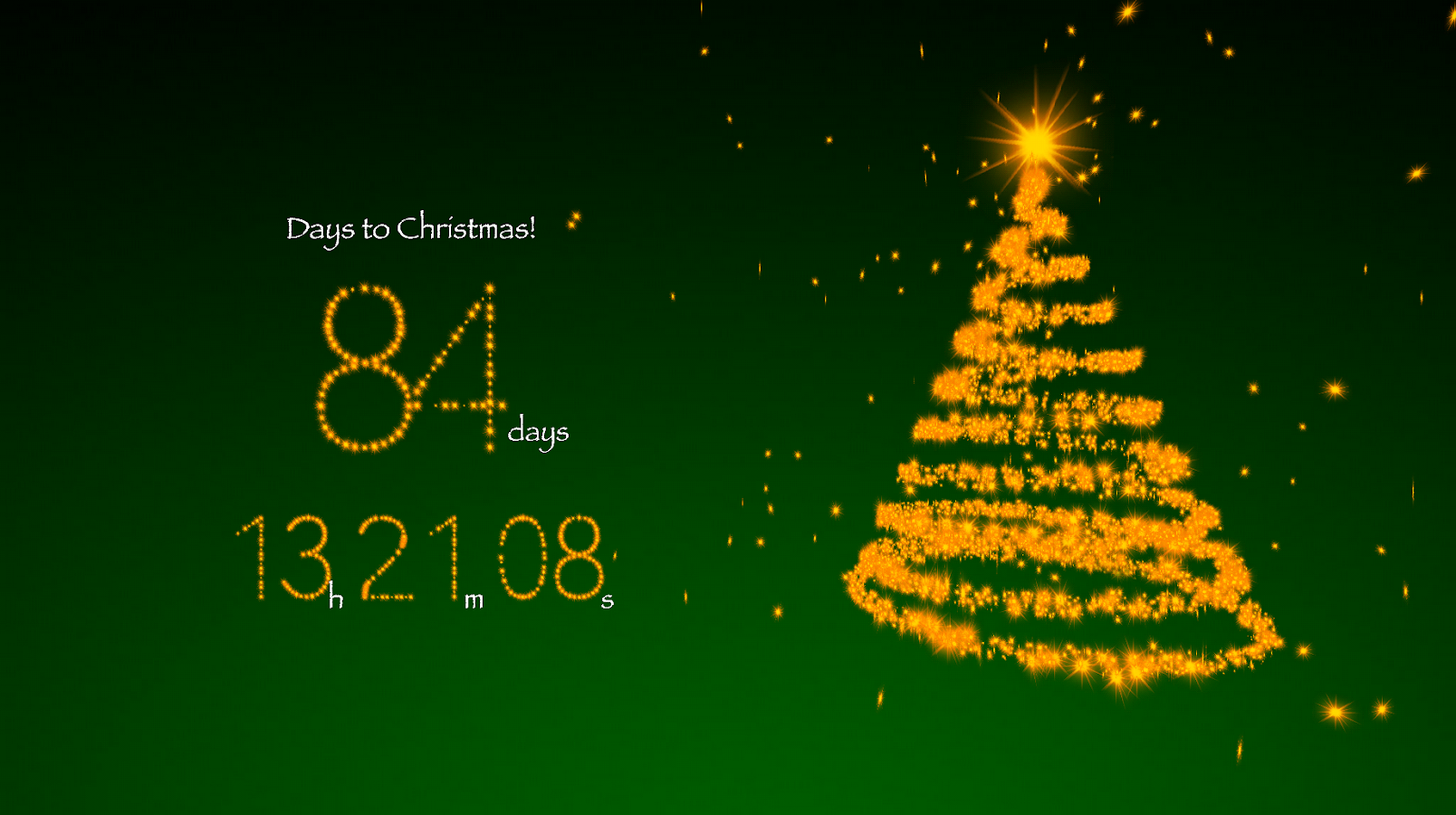 Christmas Countdown Screensaver | New Calendar Template Site