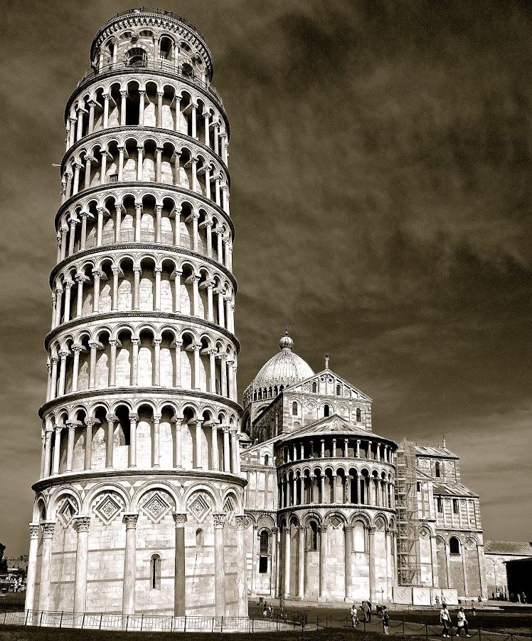 by Steven Aicinena - Black & White Buildings & Architecture (  )