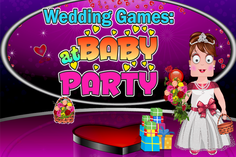 Wedding Games : Baby At Party