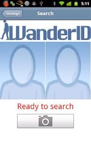 WanderID - screenshot thumbnail