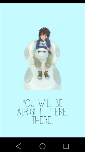 玩娛樂App|Baymax Big Hero 6 Quotes免費|APP試玩