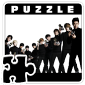 Super Junior Puzzle
