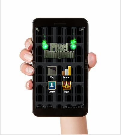 Pixel Dungeon New