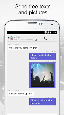 Text Free: Calling Texting App 3.0.12 screenshot 24754