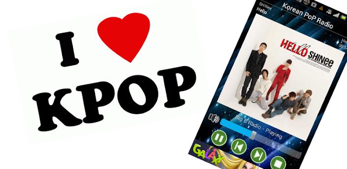 ฟังวิทยุเพลงเกาหลี Korean POP Radio Stations
