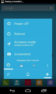SOFT BLUE CM \ AOKP THEME - screenshot thumbnail