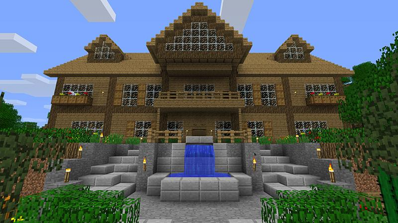 Best Mansions Of Minecraft Android Apps On Google Play
