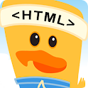 Super Easy HTML Practice Game icon