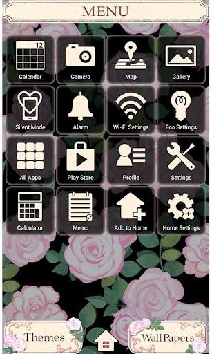 Cute Theme-Pink Roses- 1.0 Windows u7528 3