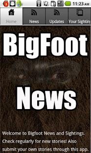 Bigfoot News