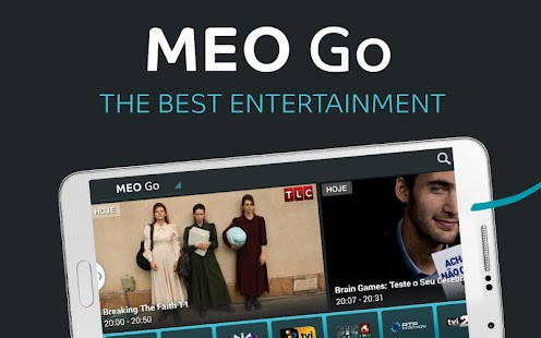 MEO Go - screenshot thumbnail