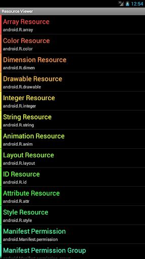 Resource Viewer