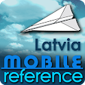 Latvia & Riga - Guide & Map icon