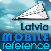 Latvia & Riga - Guide & Map