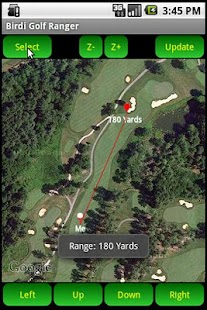 Birdi Golf Range Finder - screenshot thumbnail