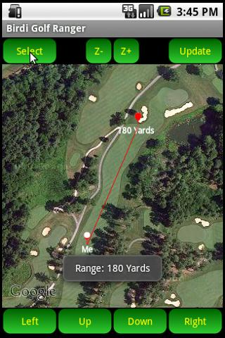 Birdi Golf Range Finder- screenshot